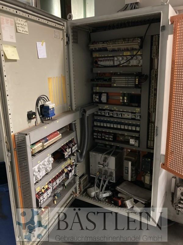 Листогибочный пресс - гидравлический WEINBRENNER GPL 160/2550 фото на Industry-Pilot