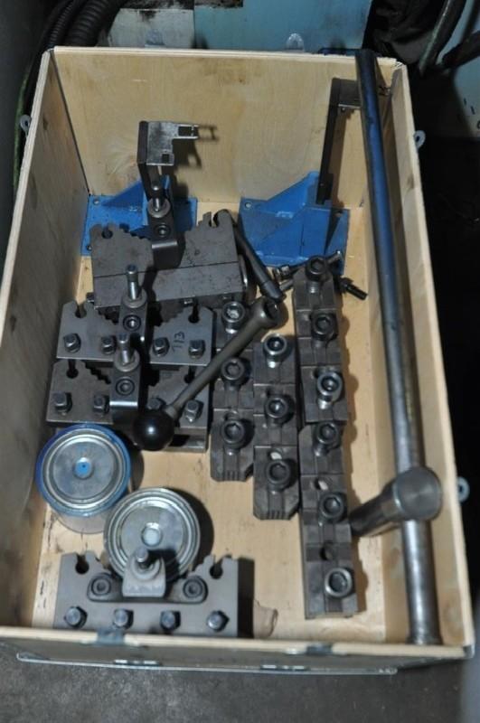 Токарно-винторезный станок POREBA TRP 110 фото на Industry-Pilot