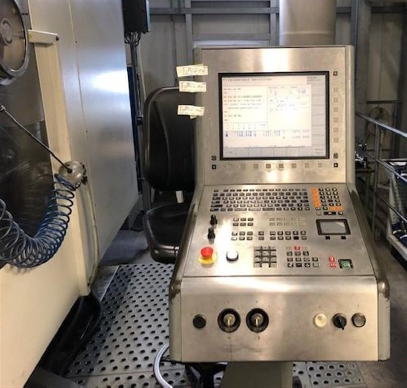 Обрабатывающий центр - универсальный DMG DMC 200 U фото на Industry-Pilot