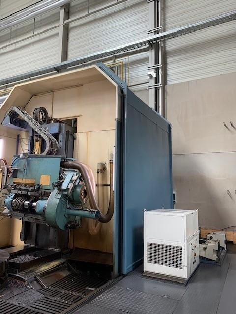 Зубофрезерный станок обкатного типа - вертик. LIEBHERR LC 3002 фото на Industry-Pilot