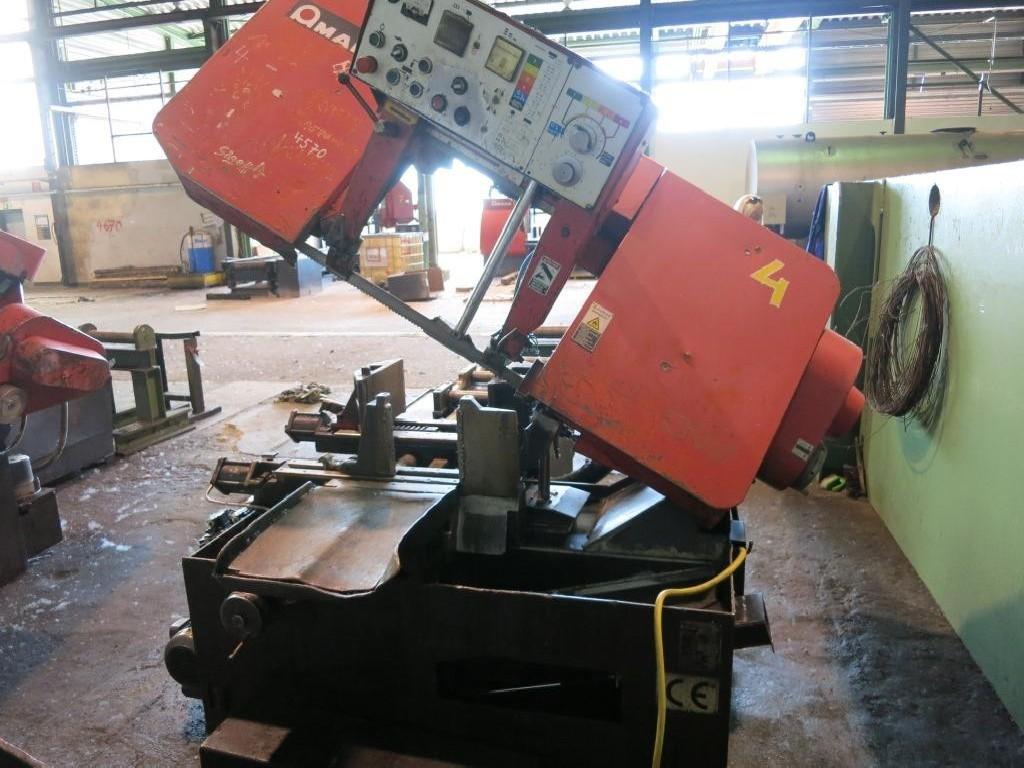 Ленточнопильный станок по металлу - Автом. AMADA HA 400 W фото на Industry-Pilot