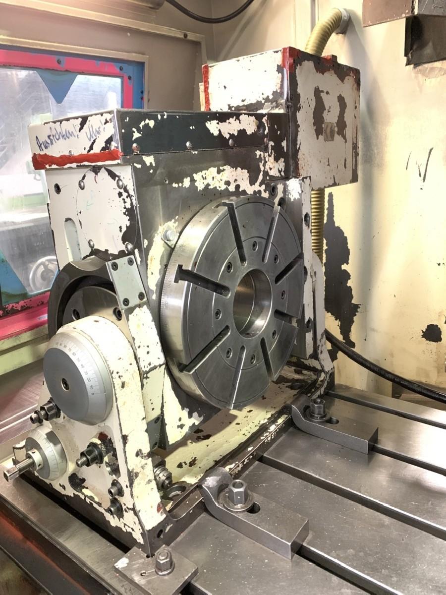 Обрабатывающий центр - вертикальный WAGNER WMC-1100 фото на Industry-Pilot