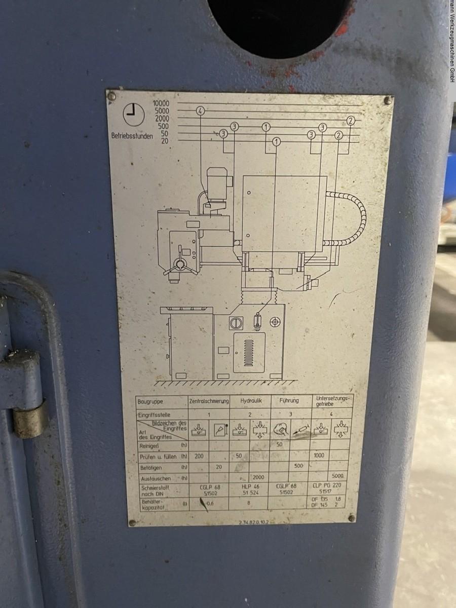 Скоростной радиально-сверлильный станок DONAU Donauflex145 фото на Industry-Pilot