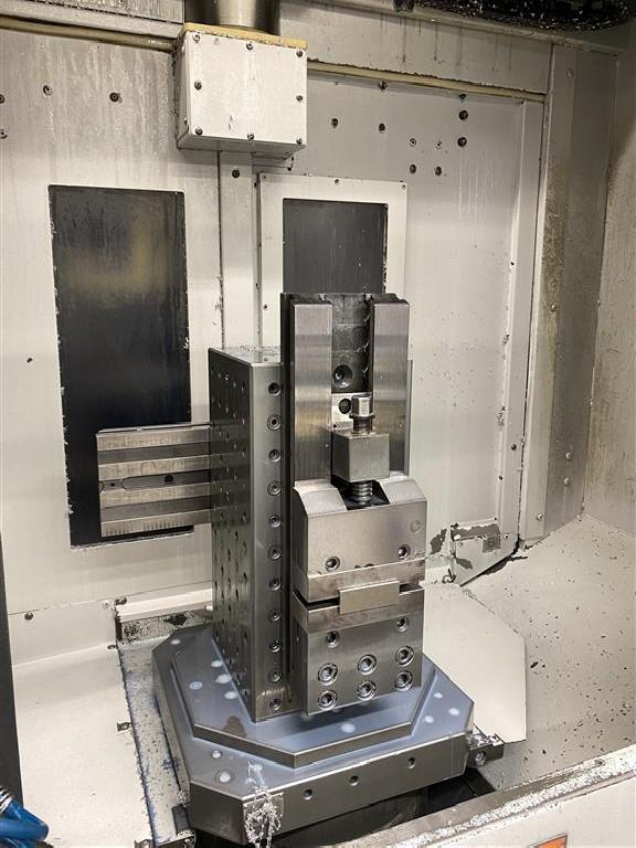 Обрабатывающий центр - горизонтальный MORI SEIKI NH 4000 DCG  4. &  5. Ось/axis фото на Industry-Pilot