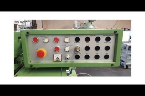 Круглошлифовальный станок бесцентровой Koenig & Bauer Multimat 130 35mm фото на Industry-Pilot