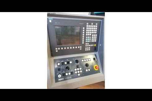 Index G300 YB C-Ось фото на Industry-Pilot