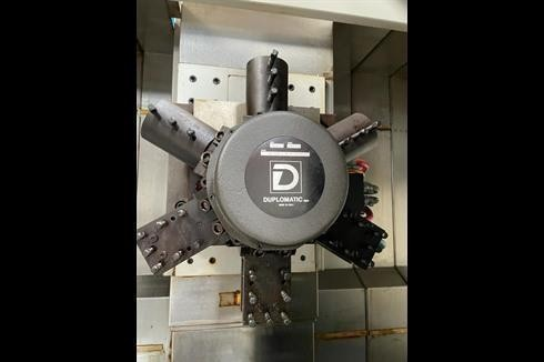 Карусельно-токарный станок одностоечный VTC 670 фото на Industry-Pilot