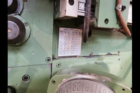 Консольно-фрезерный станок - универсальный Dufour F230 фото на Industry-Pilot
