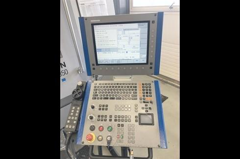 Обрабатывающий центр - вертикальный Mikron HPM 1350 фото на Industry-Pilot
