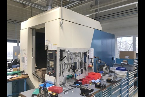 Обрабатывающий центр - вертикальный Kitamura Mytrunnion5 фото на Industry-Pilot