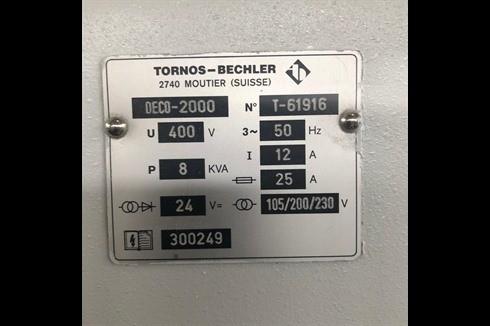 Токарный станок с ЧПУ Tornos DECO 2000 10 фото на Industry-Pilot