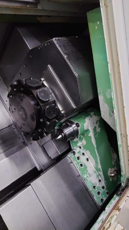 Токарный станок с ЧПУ GRAZIANO GT 300 фото на Industry-Pilot