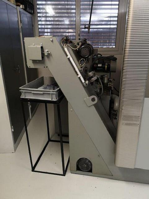 Обрабатывающий центр - вертикальный DMG DMC 63 V фото на Industry-Pilot