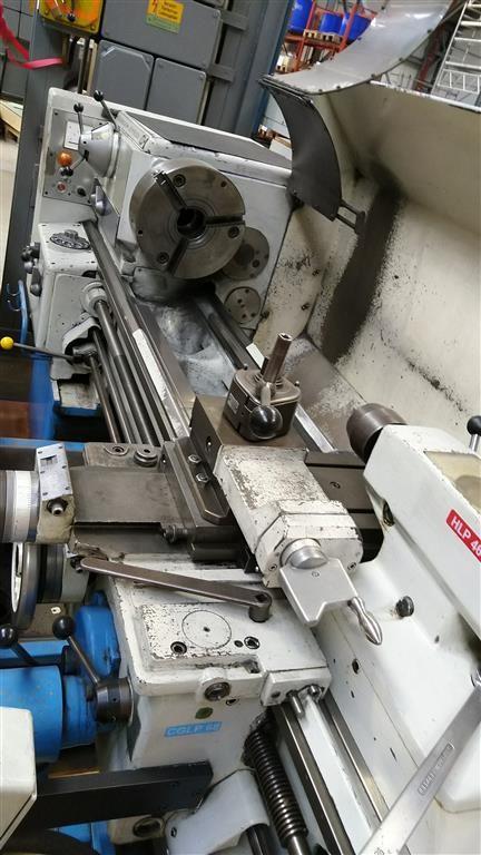 Токарно-винторезный станок VDF - BOEHRINGER D 480 фото на Industry-Pilot