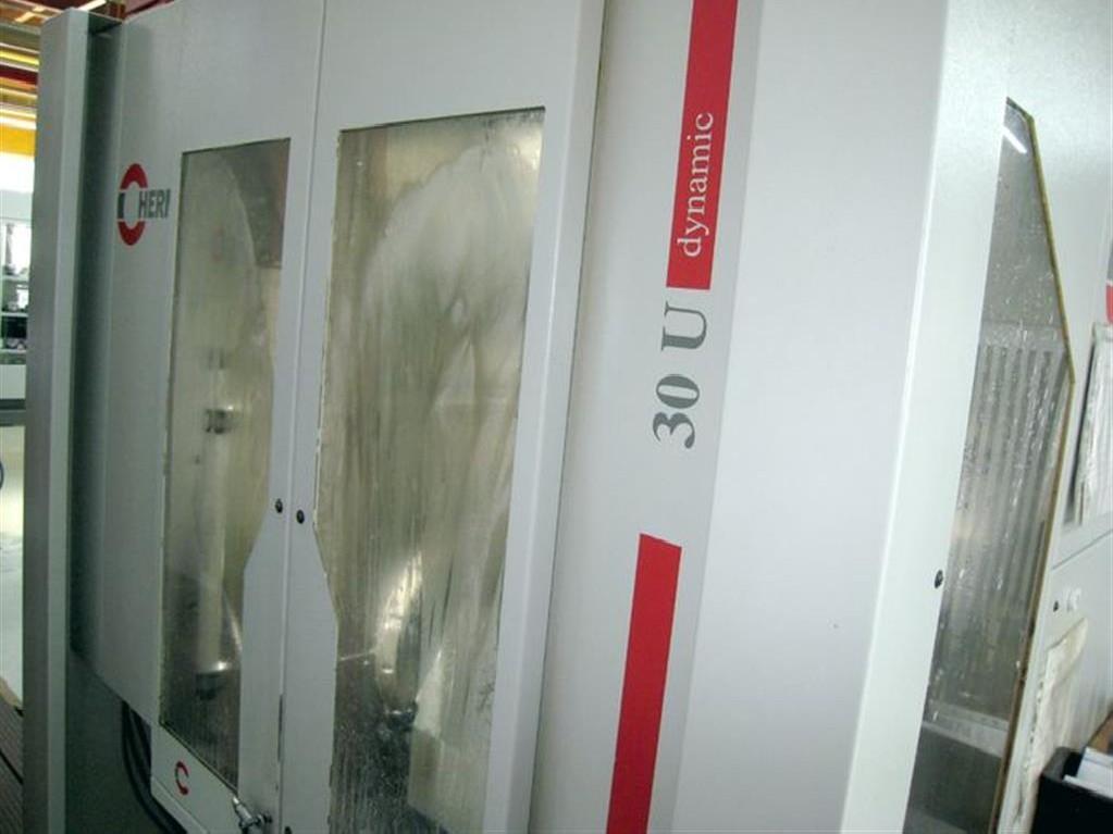 Обрабатывающий центр - универсальный HERMLE C 30 U dynamic фото на Industry-Pilot