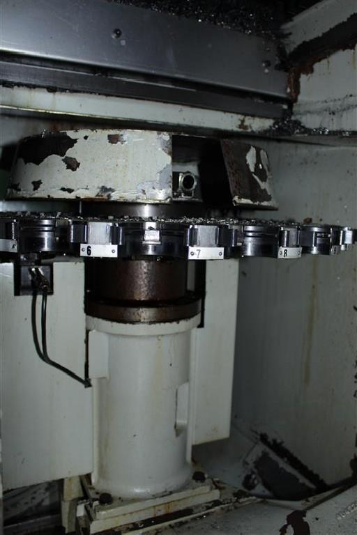 Обрабатывающий центр - вертикальный HURON KX 20 фото на Industry-Pilot