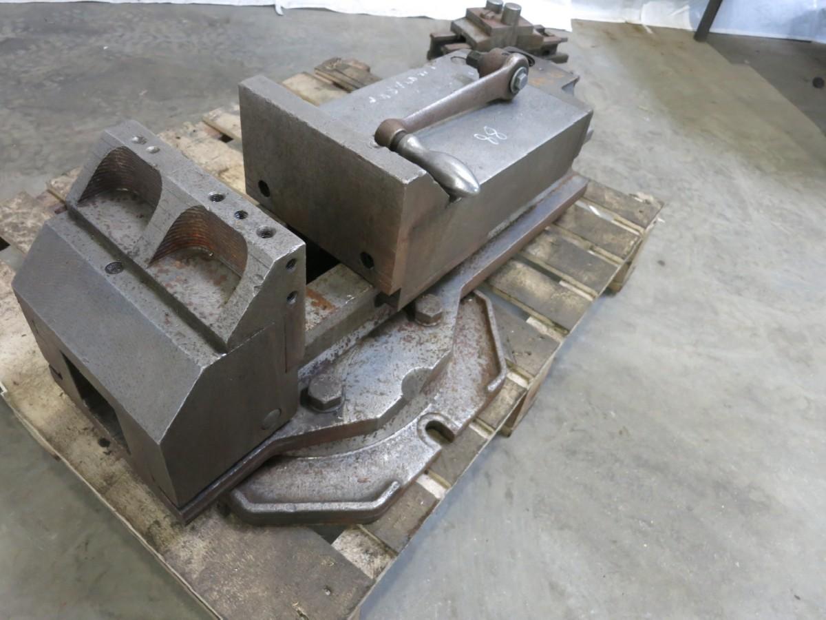 Зажимные тиски  hydraulisch фото на Industry-Pilot