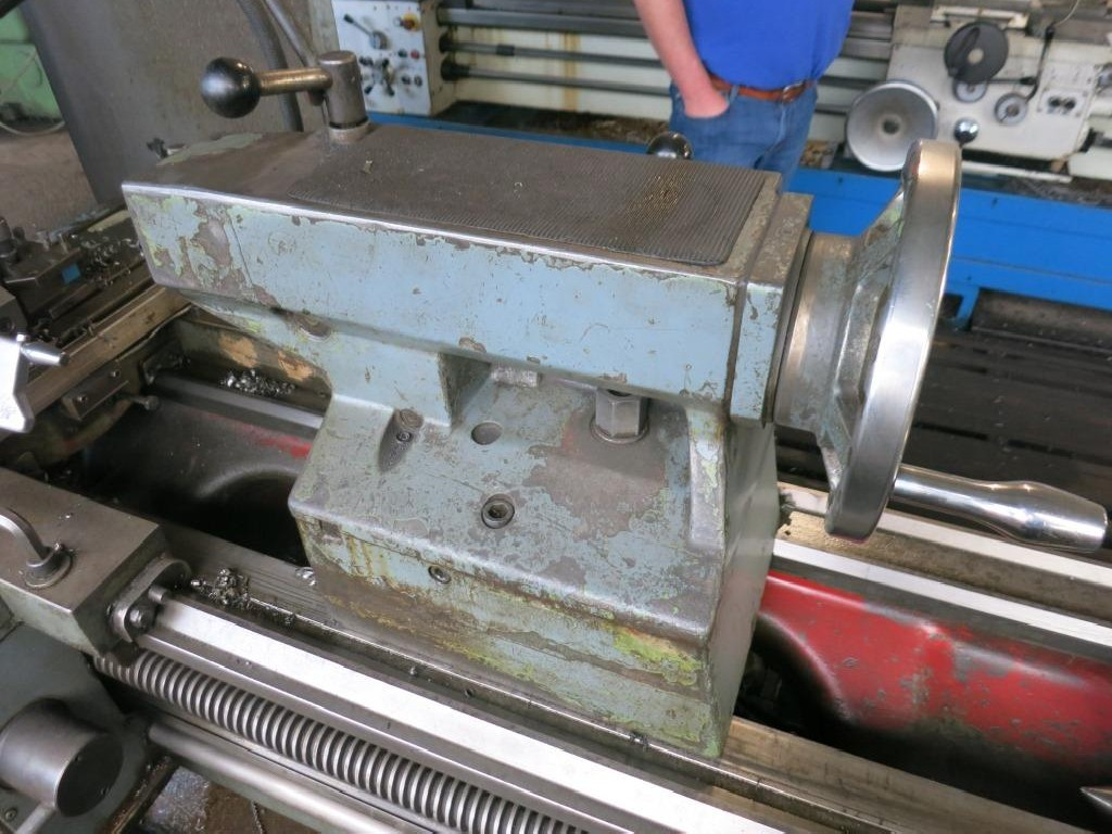 Токарно-винторезный станок VDF- HEIDENREICH & HARBECK V 630 фото на Industry-Pilot