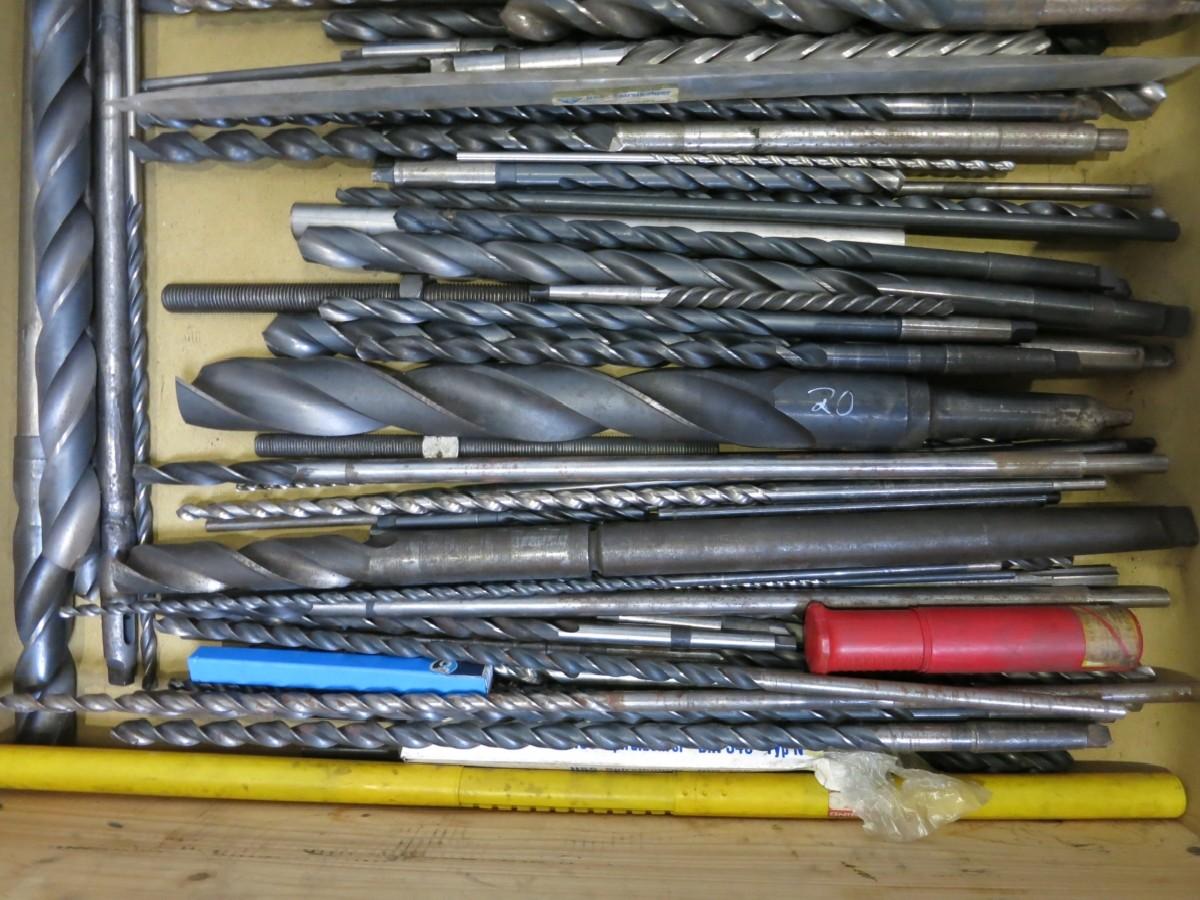 Cверло  Metallbohrer extra lang фото на Industry-Pilot