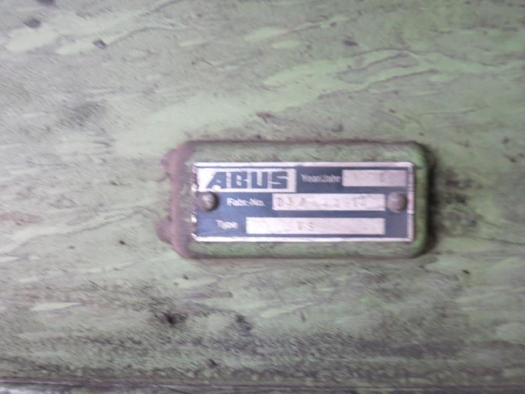 Поворотный кран на колонне Abus VS фото на Industry-Pilot