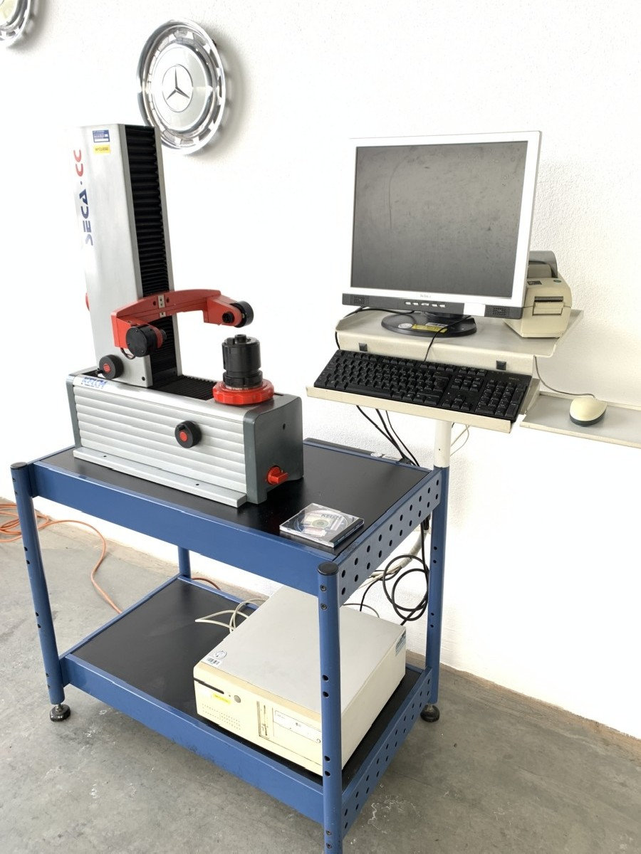 Устройство для предварительной настройки и измерения инструмента KELCH SECA EC фото на Industry-Pilot