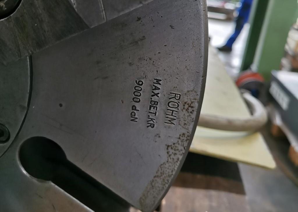 Зажимной патрон ROEHM  фото на Industry-Pilot