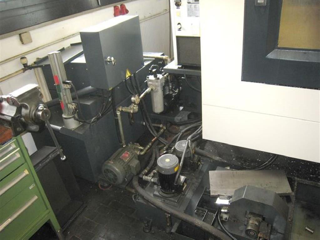 Обрабатывающий центр - вертикальный POS POSmill C 1050 фото на Industry-Pilot