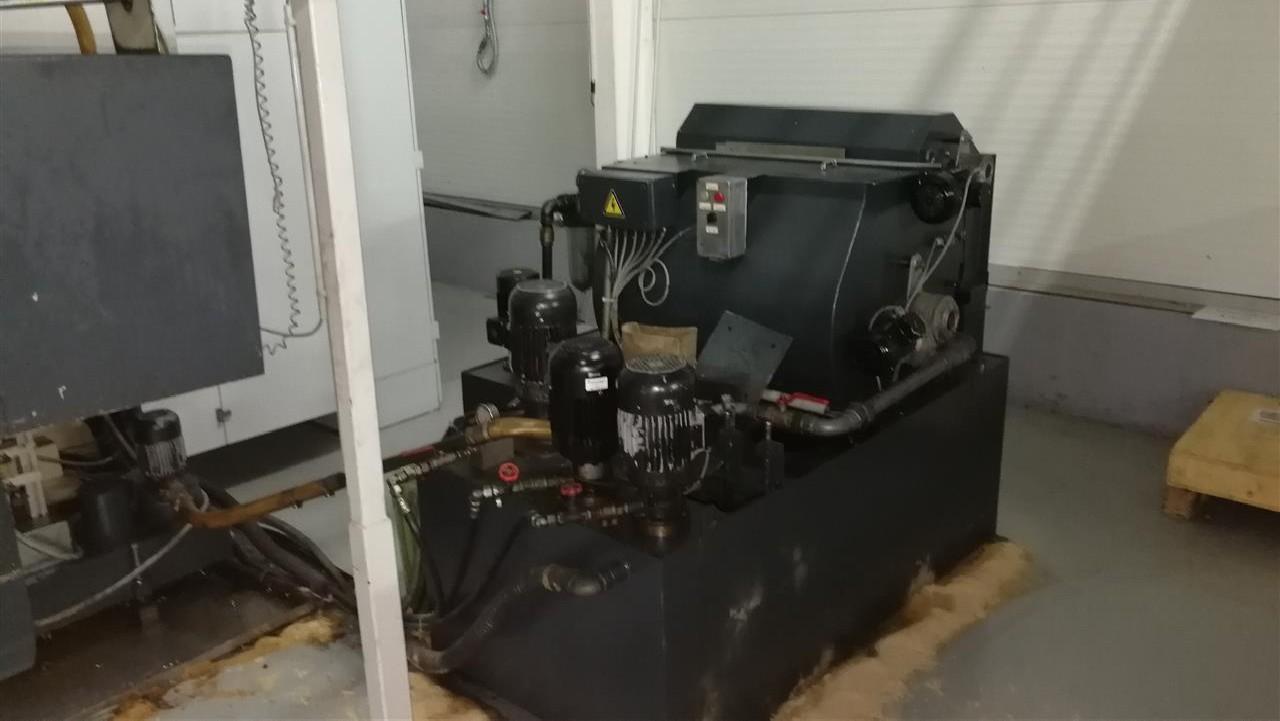 Токарно фрезерный станок с ЧПУ WFL- VOEST- ALPIN M55 фото на Industry-Pilot