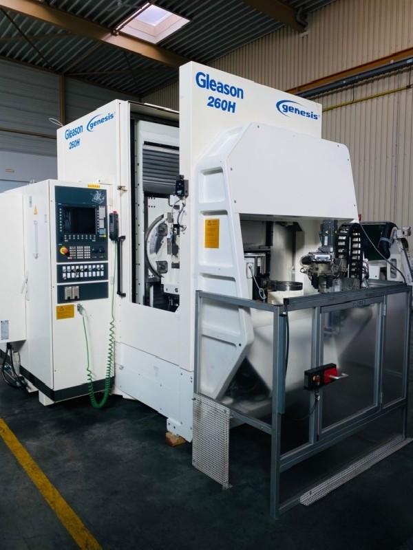Зубофрезерный станок обкатного типа - вертик. GLEASON- PFAUTER Genesis 260 H фото на Industry-Pilot