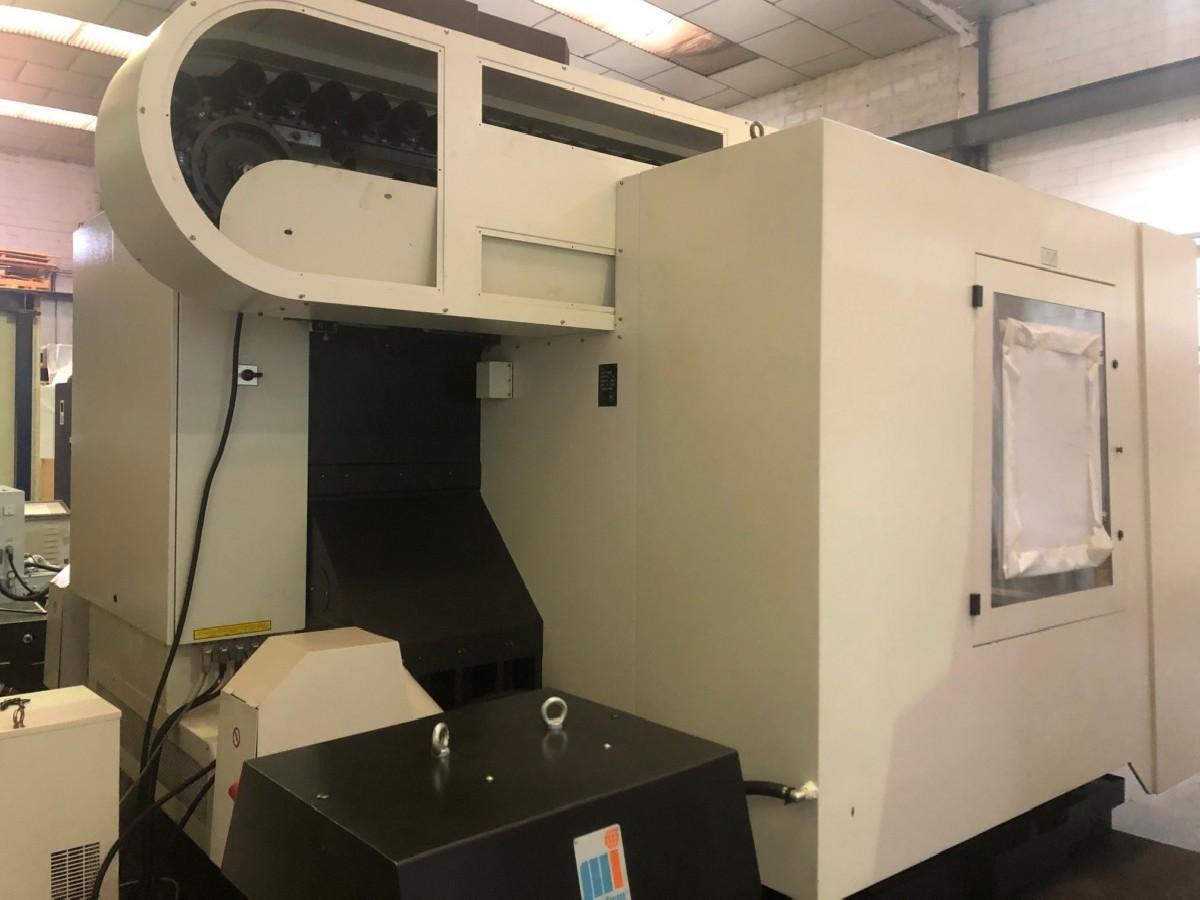 Обрабатывающий центр - вертикальный MIKRON MIKRON VCE 1600 PRO фото на Industry-Pilot
