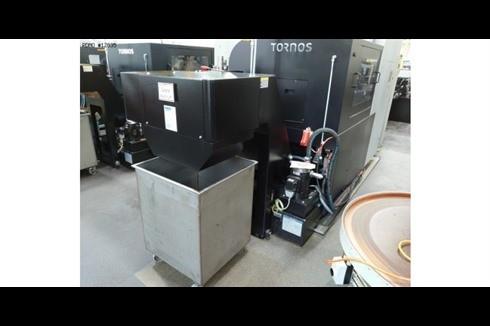 Прутковый токарный автомат продольного точения Tornos GT32 фото на Industry-Pilot