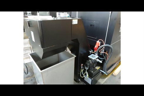 Прутковый токарный автомат продольного точения Tornos GT 32 фото на Industry-Pilot