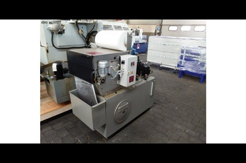 Прутковый токарный автомат продольного точения Traub TNL 12 фото на Industry-Pilot