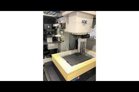 Прошивочный электроэрозионный станок Agie IMPACT 2 фото на Industry-Pilot