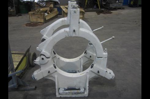Люнет NN Steady rest with roller bearing for lathe фото на Industry-Pilot