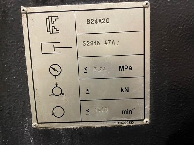 Токарный станок с ЧПУ MAZAK SLANT TURN NEXUS 550 M 3000U фото на Industry-Pilot
