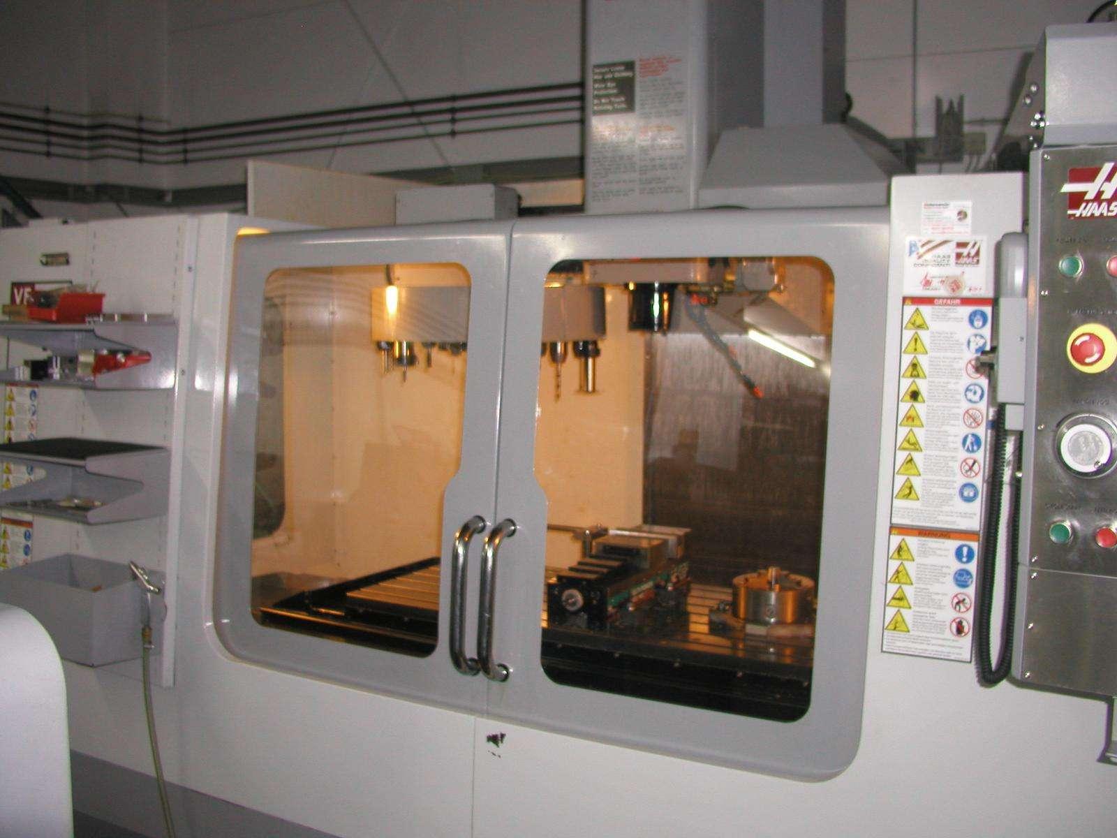 Обрабатывающий центр - вертикальный Haas VF 5 фото на Industry-Pilot