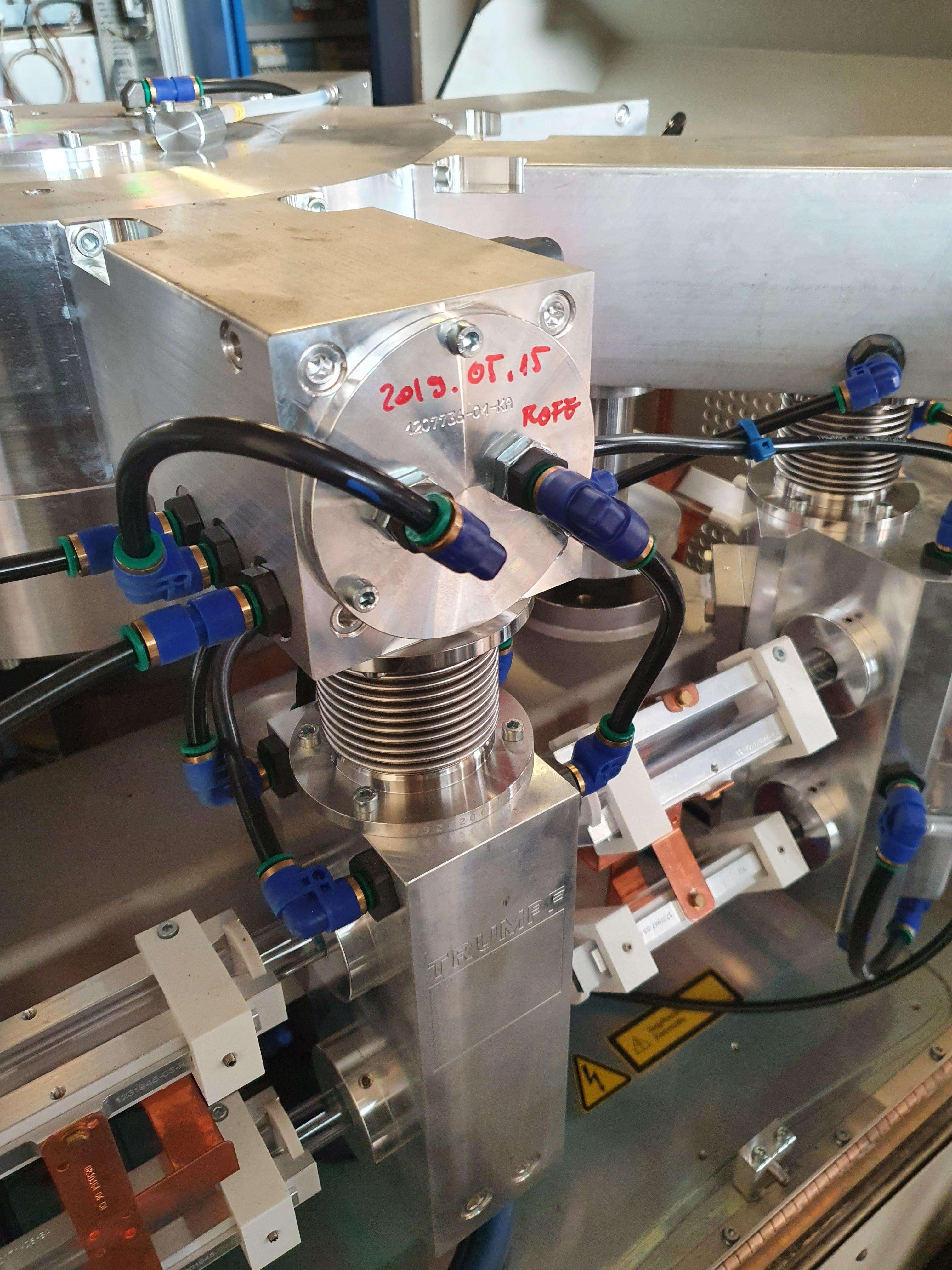 Laser stamping machine  Trumpf TruMatic 6000 photo on Industry-Pilot