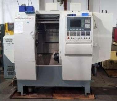 CNC Turning Machine EMCO 332 MC Plus