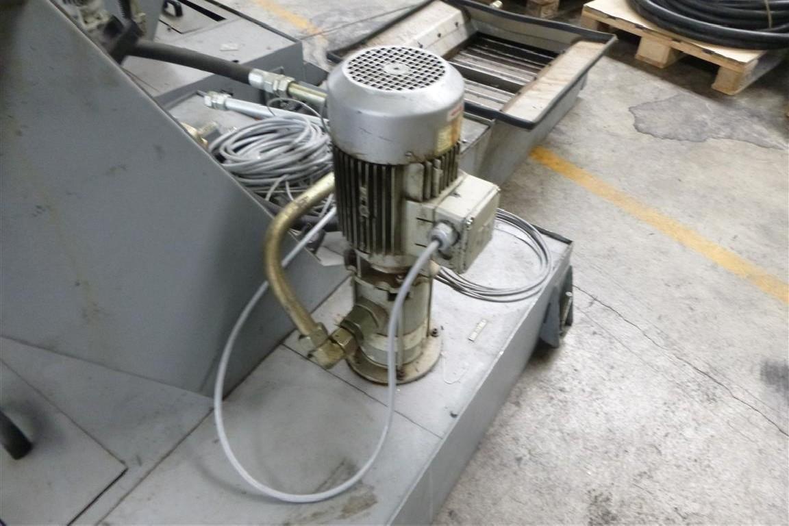 Транспортер стружки Sermeto 01 (2841823) фото на Industry-Pilot