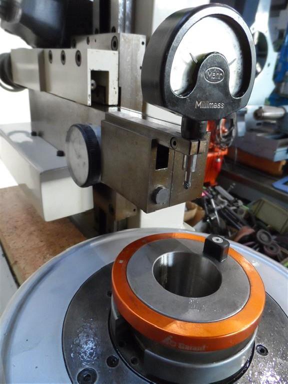 Устройство для предварительной настройки и измерения инструмента Kelch 50/540 фото на Industry-Pilot