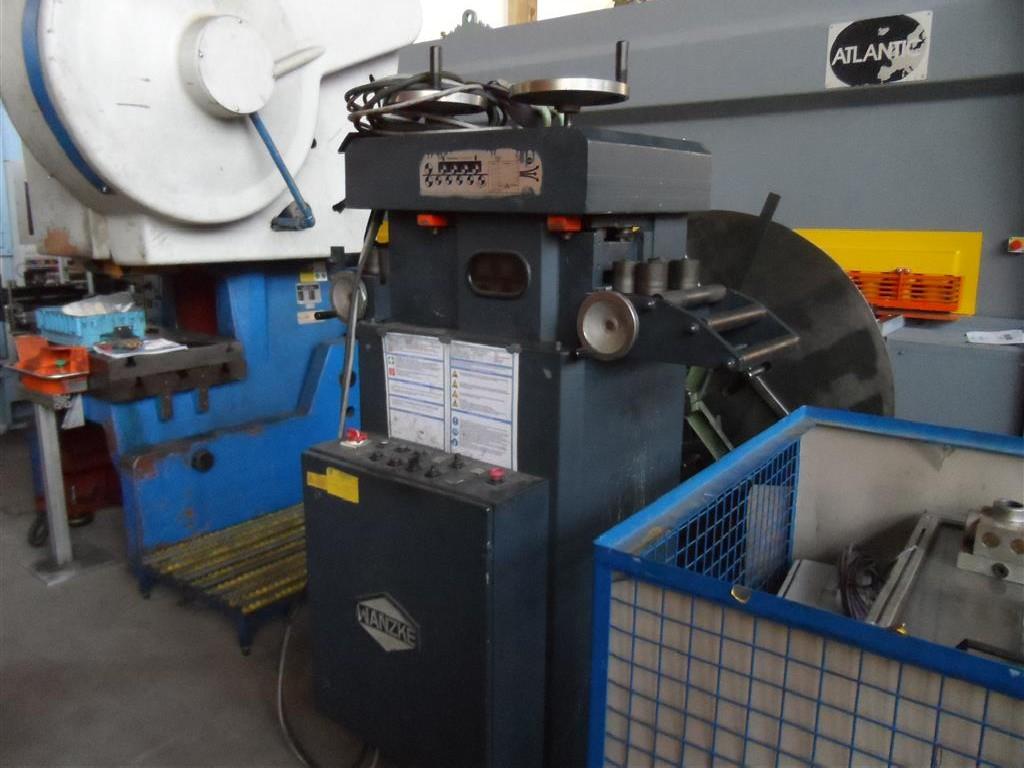Кривошипный пресс - двухстоечный SMERAL LEN 63 C фото на Industry-Pilot