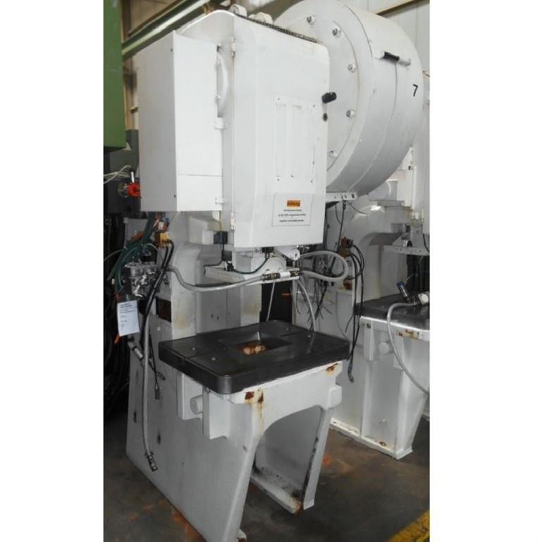 Эксцентриковый пресс - одностоечный SCHULER PD 32/280 фото на Industry-Pilot