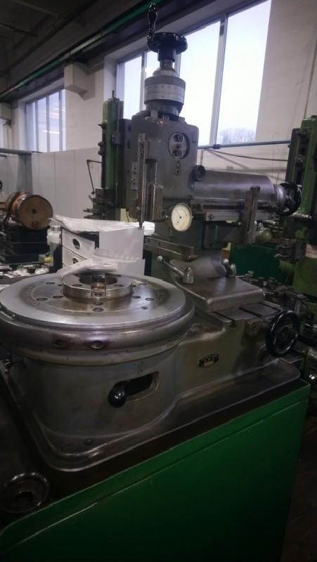 Оборудование для конических колес с круговым зубом OERLIKON Spiromatik SKM 2 фото на Industry-Pilot
