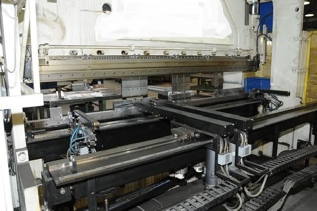 Листогибочный пресс - гидравлический HÄMMERLE BM 200-3100 фото на Industry-Pilot