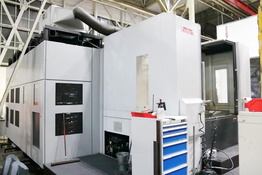 Обрабатывающий центр - горизонтальный DMG MORI NHX 8000 фото на Industry-Pilot