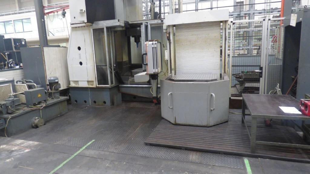 Универсальный фрезерно-расточной станок MIKROMAT 8 VF фото на Industry-Pilot
