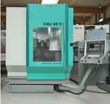 Machining Center - Universal DMG DMU 50 V