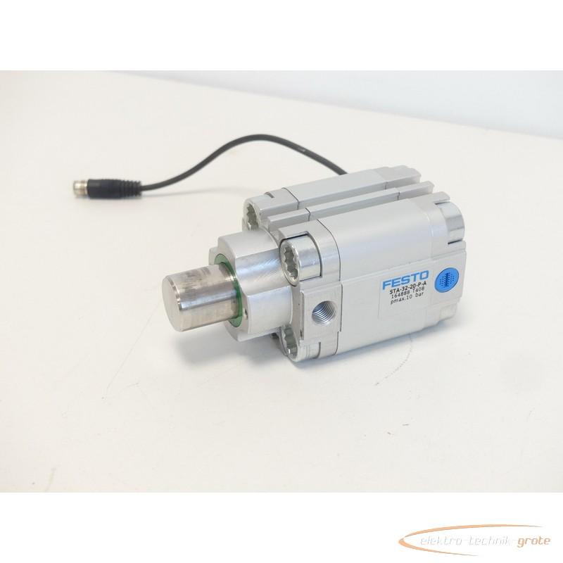 Balluff Festo STA-32-20-P-A Stoppper-Zylinder 164888 + Balluff Sensor photo on Industry-Pilot