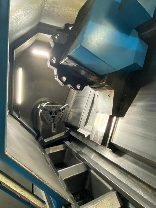 Токарный станок с ЧПУ BOEHRINGER VDF 400 C x 3000 фото на Industry-Pilot